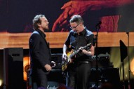 Old Foes Pearl Jam and Ticketmaster Join Forces on Seattle Arena