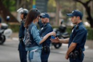 Kendall Jenner and Skip Marley Want You to Drink Pepsi and Love Cops
