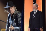 David Letterman to Induct Pearl Jam Into Rock and Roll Hall of Fame After Neil Young Drops Out Due to Illness