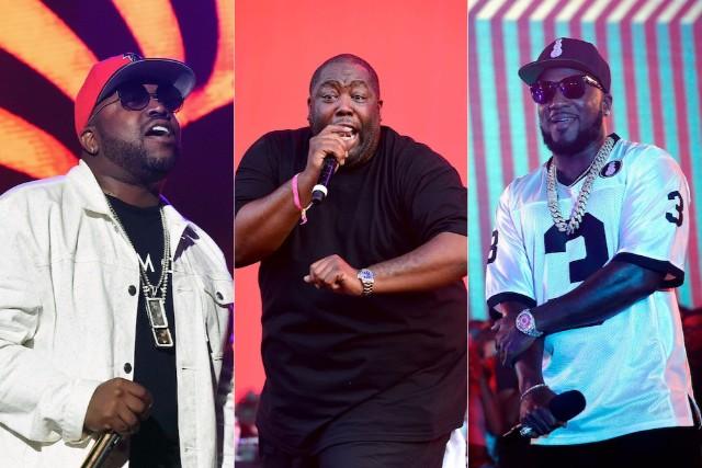 Big Boi, Killer Mike, Jeezy