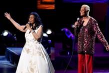 Aretha Franklin Dionne Warwick