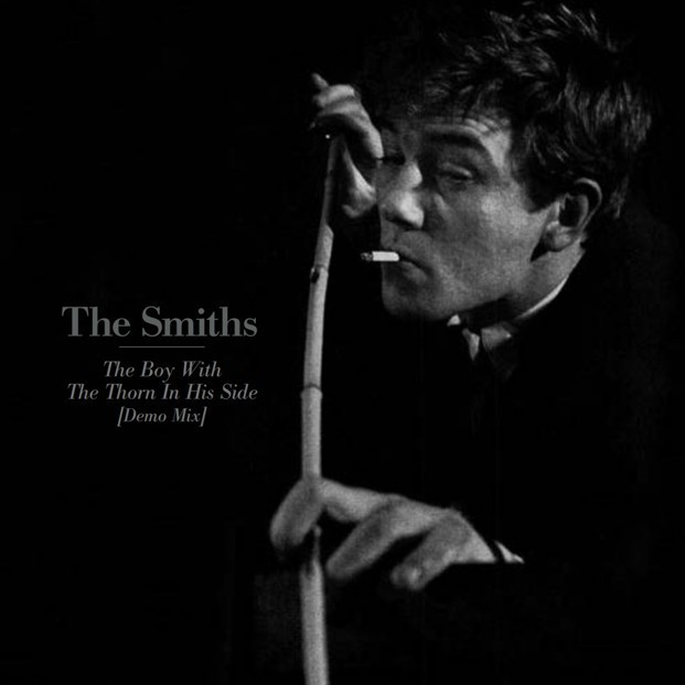 trump will kill america etched on the smiths record store day 7
