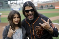 Watch the 12-Year-Old Son of Metallica's Robert Trujillo Play His First Show With Korn