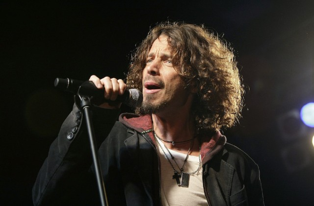 Chris Cornell Meets Vladimir Klitschko At His Exclusive Concert