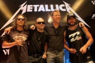 Metallica to Stream Dress Rehearsal on Facebook Live Ahead of New Tour