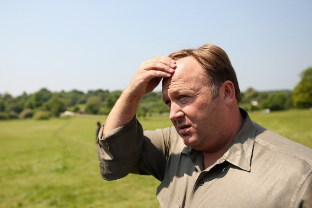 Radio host Alex Jones settles suit with yogurt maker Chobani
