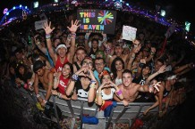 18th Annual Electric Daisy Carnival - Day 3