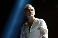 Morrissey Says Something Predictably Dumb About the Manchester Bombing