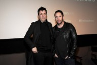 "Trent Reznor and Atticus Ross Release ""Green Lines,"" a New Song for Banksy's Walled Off Hotel Project"
