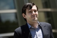 Martin Shkreli Plays More <i>Tha Carter V</i> Tracks During Livestream, Including a Kendrick Lamar Feature