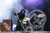 Watch At the Drive In Perform &#8220;Call Broken Arrow&#8221; and &#8220;Hostage Stamps&#8221; on <i>Jimmy Kimmel Live</i>