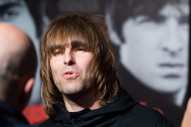 "Liam Gallagher Is Definitely Not Mad He Wasn't Invited to Noel's ""Cocaine Themed Party"""