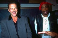 Mickey Rourke Is Mad About Funkmaster Flex's Tupac Conspiracy Theory