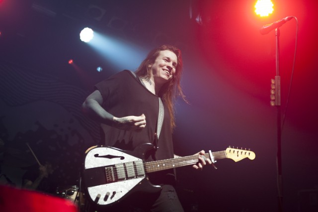 Against Me! Perform At The Electric Ballroom