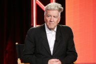 David Lynch Says He Won't Make Any More Movies