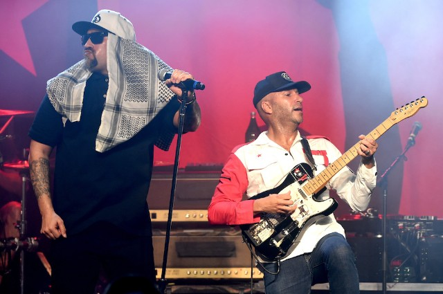 Prophets Of Rage And Friends' Anti Inaugural Ball