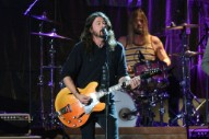 "Watch the Foo Fighters Play Brand New Song ""The Sky Is a Neighborhood"""