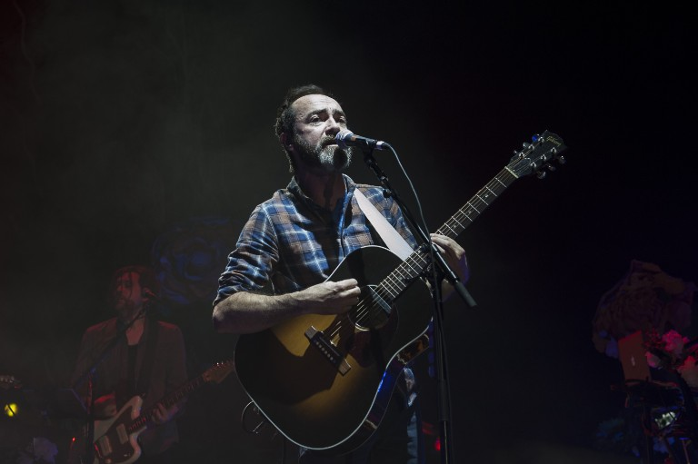 The Shins Perform At Eventim Apollo In London