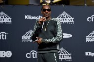 Stream Snoop Dogg&#8217;s New Album <i>Neva Left</i><i></i>