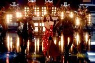 "Watch Pitbull, J Balvin, and Camila Cabello Perform ""Hey Ma"" at the MTV Movie & TV Awards"