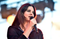 "Watch Lana Del Rey Debut New Song ""Cherry"""