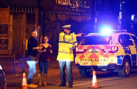 22 Confirmed Dead at Ariana Grande Concert in Manchester, England [UPDATING]