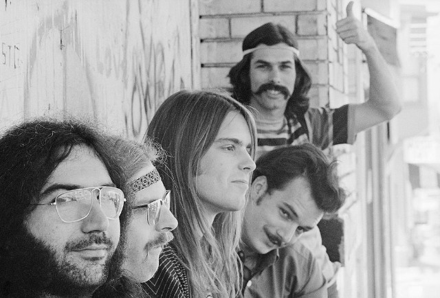 1968, San Francisco, Grateful Dead