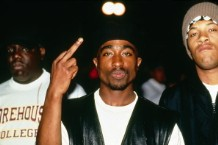 Tupac Shakur Performance At The Palladium NYC