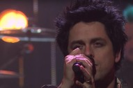 "Watch Green Day Play ""Still Breathing"" On <i>James Corden</i>"