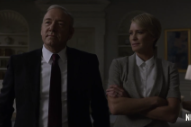 <i>House of Cards</i> Releases Season 5 Trailer