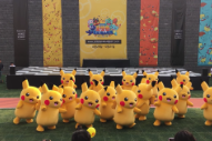 "Please Enjoy a Bunch of Pikachus Dancing to ""Uptown Funk,"" With a Violent Twist"