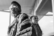 Shabazz Palaces Announce Second New Album <i>Quazarz vs. The Jealous Machines</i>, Share &#8220;30 Clip Extension&#8221;