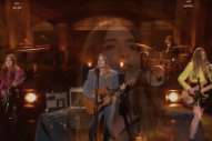 Watch Haim Play &#8220;Want You Back&#8221; and Debut &#8220;Little Of Your Love&#8221; on <em>SNL</em>
