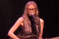 Watch Aimee Mann Perform &#8220;Goose Snow Cone&#8221; on <i>A Prairie Home Companion</i>