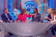 Watch a Completely Bizarre Conversation Between 2 Chainz and John Kasich on <i>The View</i>