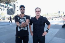 Paul Banks RZA