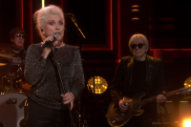 "Watch Blondie Perform ""Long Time"" On <i>Fallon</i>"