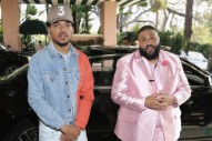 "DJ Khaled, Chance the Rapper Get First No. 1 Single With ""I'm the One"""
