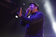 Watch Deftones' Chino Moreno Break His Foot Mid-Song and Keep Singing