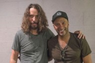 Read Tom Morello's Elegy for Chris Cornell