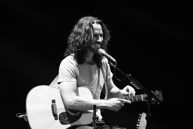 Chris Cornell In Concert