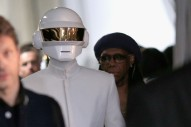 Daft Punk's Thomas Bangalter Appears at Cannes With His Naked Face