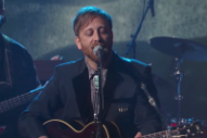 Watch the Black Keys' Dan Auerbach Play Two Songs on <em>Colbert</em>