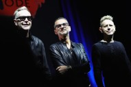 "Watch Depeche Mode Cover David Bowie's ""Heroes"""