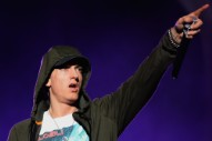 "Eminem's Lawsuit Against New Zealand Political Party Over ""Lose Yourself"" Ends"