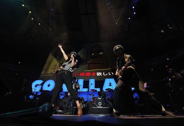 Gorillaz In Concert - October 8, 2010