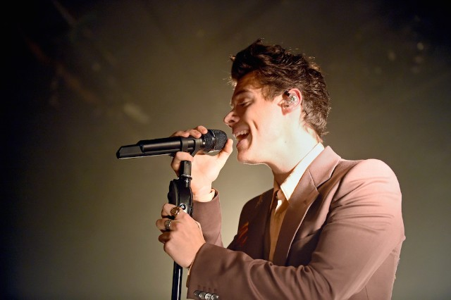 Harry Styles Performs for SiriusXM Live from The Roxy Theatre in Los Angeles