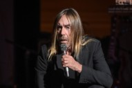 Iggy Pop Creates COVID-19 Anthem 'Dirty Little Virus'