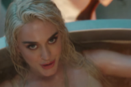 "Katy Perry's ""Bon Appétit"" Video Is Weird as Hell"