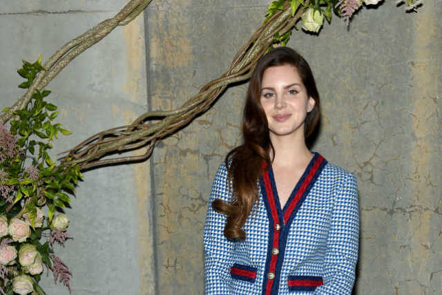 Lana Del Rey says she has 'less of a persona' now